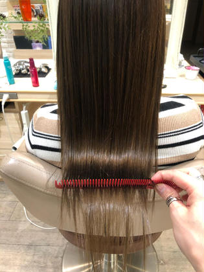 ⭐️新規限定⭐️髪質改善縮毛矯正+トリートメント