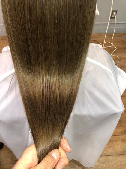 ☆SNSで話題の髪質改善サイエンスアクア☆