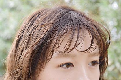 🟡前髪カット