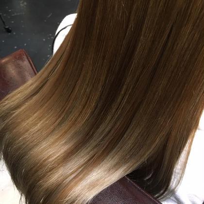 ⦅新規様限定⦆髪質改善ストレート+ 高濃度スチームトリートメント + 炭酸泉ヘッドスパ + 前髪カット