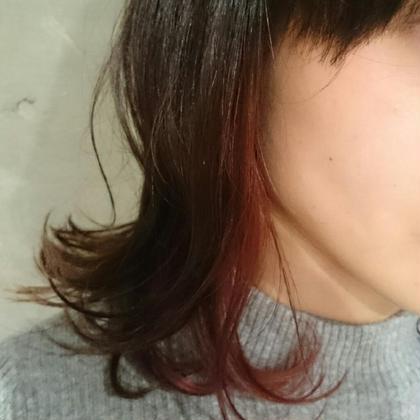 インナーカラー seis所属・岩永卓也のスタイル