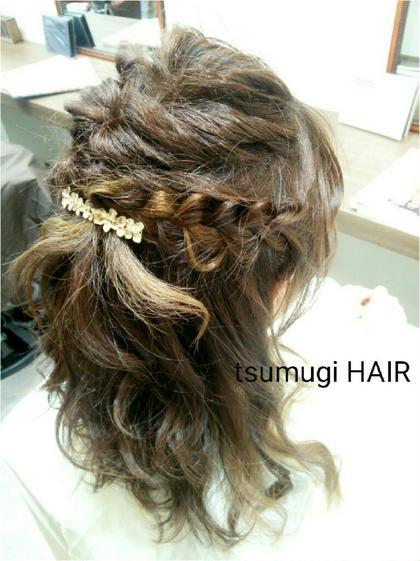 tsumugi HAIR所属・水野玲華のスタイル