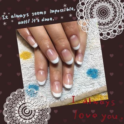 フレンチ Lever  nail(ルヴェ ネイル)所属・立野典子のフォト