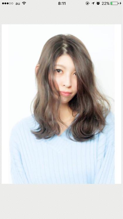 【初回限定】似合わせカット +艶カラー+トリートメント