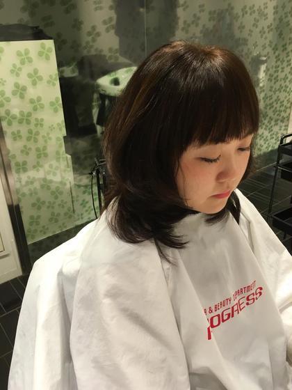 吉祥寺店所属・stylistyutaのスタイル