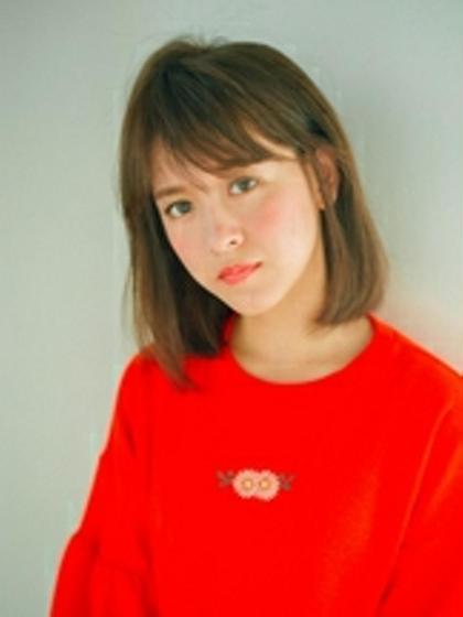 HAIR&MAKE ルナルナ富士宮店所属の後藤初のヘアカタログ