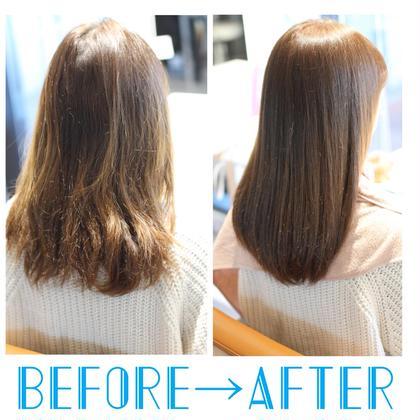 ☆1月限定☆高濃度髪質改善オイル&高濃度ヒアルロン酸&髪質改善トリートメント