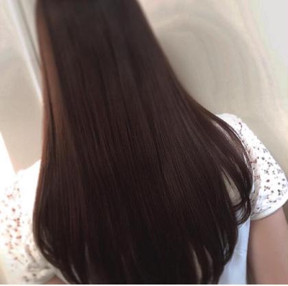オペレーショントリートメントでハリ、なめらかさ、艶やかさを与えます! ボリュームも抑えれますよ! hairsalon M 新宿所属・ShimazuDaichiのスタイル