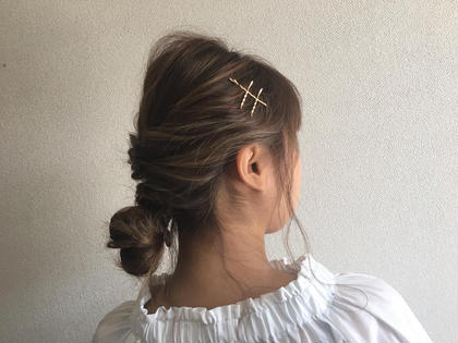 Hair&Nail anchor所属・西沢彩花のスタイル