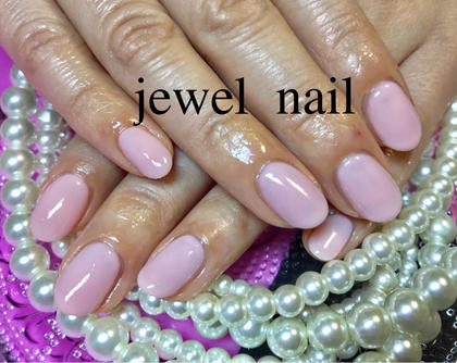 シンプルワンカラー♡ pink sugar nail前橋(旧jewel nail)所属・pink sugarnailのフォト