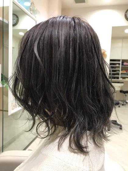 【7月の平日限定メニュー】イルミナカラー🌟➕艶髪トリートメント💫