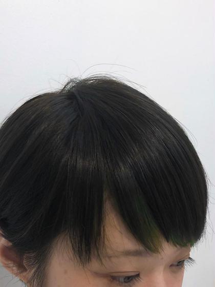 【まずはgrowを体験して】✨空いた時間でイメチェン✨前髪カット