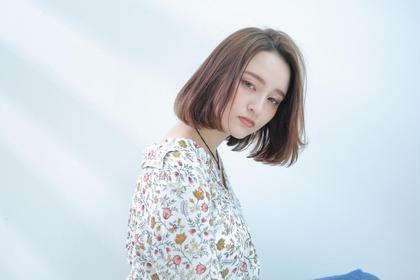 【学割U24★女性限定】カット & 艶髪トリートメント¥4400