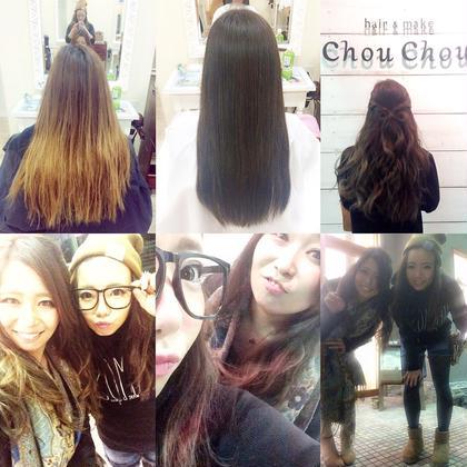 hair&make ChouChou所属・松山仁美のスタイル