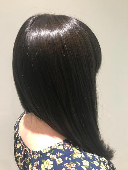 髪質改善トリートメントでつやつや! キープヘアデザイン所属・小室裕介のスタイル