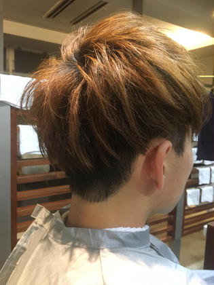 TRIBECA新柏店所属・神谷幸美のスタイル