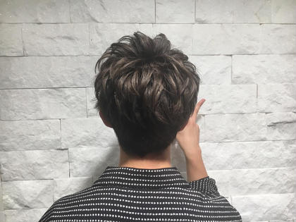 HAIR&MAKE  EARTHふじみ野店所属・桑島新のスタイル