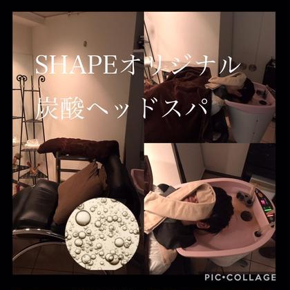 【新規25%OFF】ドライカット+炭酸ヘッドスパ(10分コース)