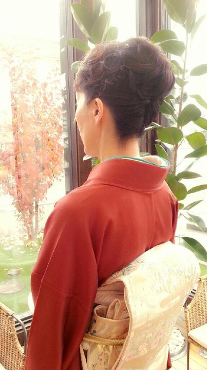 着物スタイルもバッチリ ALTIOASIS所属・アマミヤサナエのスタイル