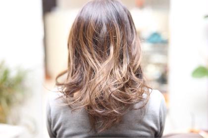極上グラデーションカラー ()inni hair design works所属・HIROTAHAYATOのスタイル