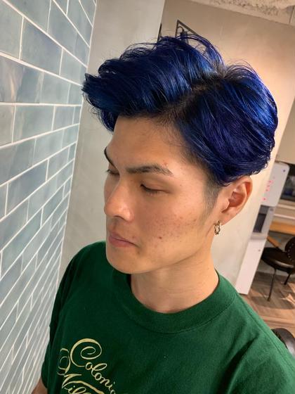 Lafithhairlino三宮店所属の和田キョウヘイのヘアカタログ