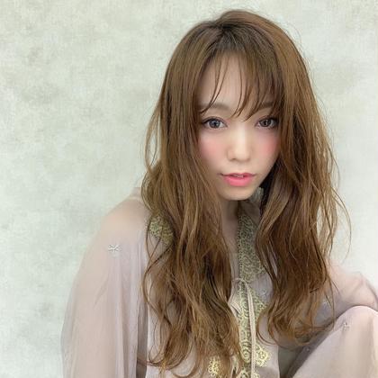 【ミニモ限定クーポン💕】カット×贅沢パーマ×豪華5工程aujuaトリートメント★8940円