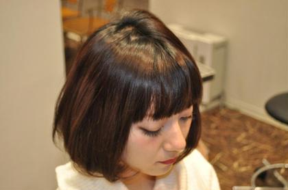 ローズバイオレッドカラー♪ TAYA&CO GINZA 所属・松田繁樹のスタイル