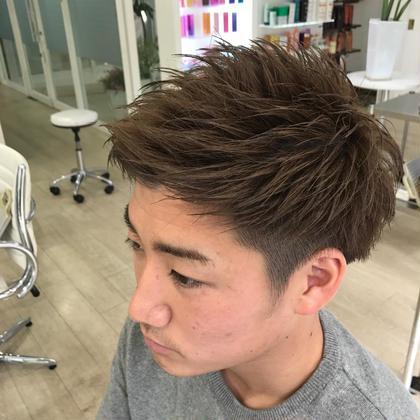 刈り上げ短髪 HAIR DELIGHT所属・西村あきやのスタイル