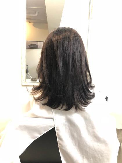 ルー所属の小浜紗依子のヘアカタログ