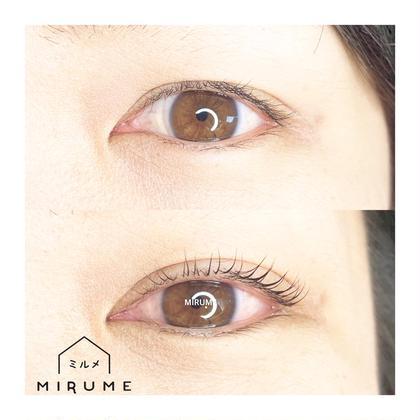 まつげカール カールタイプ MIRUME haireye所属・MIRUMEhaireyeのフォト