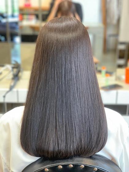 髪質改善👸シンデレラトリートメント👸 #신데렐라트리트먼트