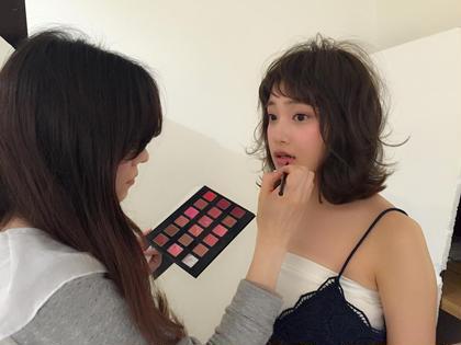 メイクアドバイスもしますよ! APAKABAR(アパカバール)北花田店所属・奥野勇気のスタイル