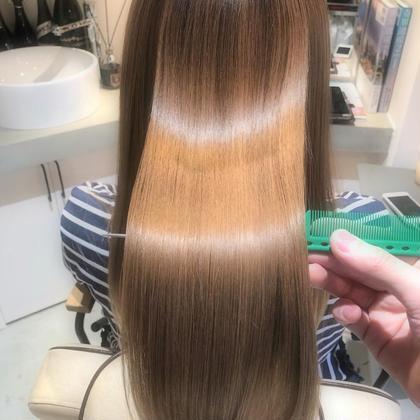 佐藤宏樹のロングのヘアスタイル