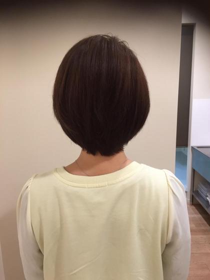 キッカ本八幡店所属・植木翔平のスタイル