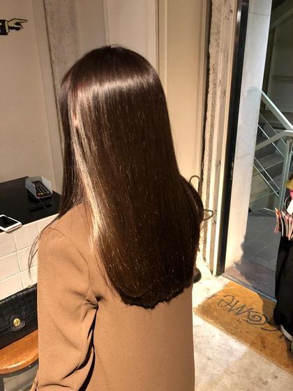 【髪質改善縮毛矯正】どんな髪でも蘇る❗️髪質改善コンビ🌿✨ カットorカラー+髪質改善縮毛矯正+髪質改善トリートメント