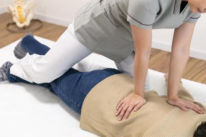 〔根本的に良くしたいあなた!〕腰痛改善コース 60分 ¥5500→¥4000‼️