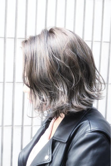 【5月限定】カット+透明感カラー+トリートメント