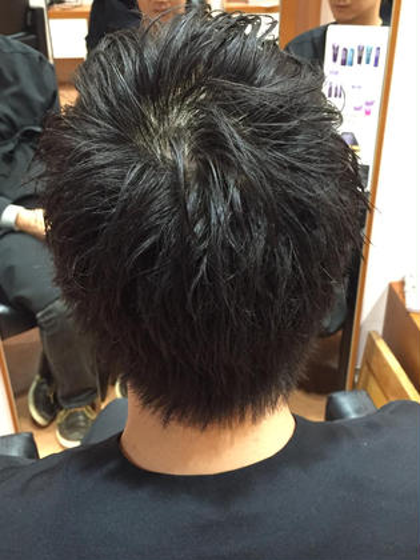 モッズヘア澄川店所属・水野翔太のスタイル