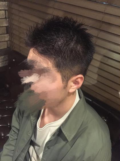刈り上げヘアスタイル⚡️⚡️⚡️ 鈴木愛奈のメンズヘアスタイル・髪型