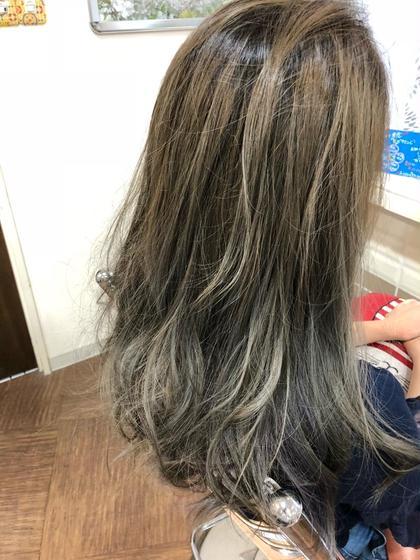 【#アオハル】✨春モードにヘアカラーチェンジしませんか??前髪カット付き!