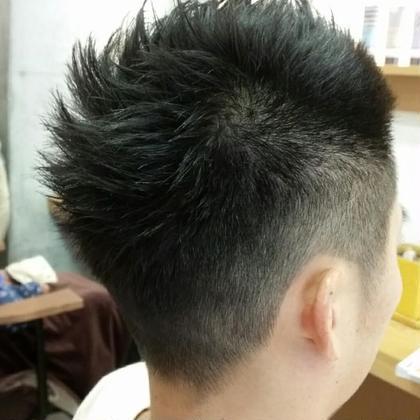 Hair Decision所属・一戸陽太のスタイル