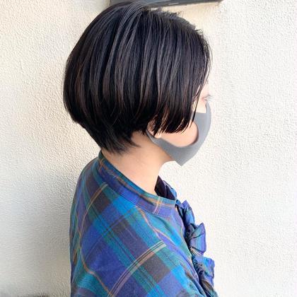 ショートのカットモデル【平日19時限定】
