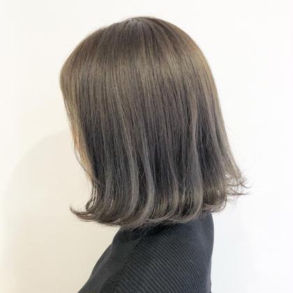 ○学生限定○✨しっとりサラサラ、上質な髪質に✨【ヘアカラー & トリートメント】