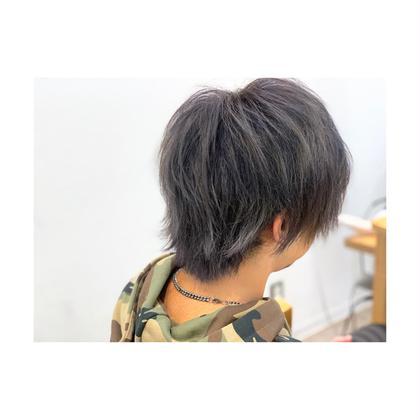 イルミナカラー新色「スターダストで染めてみた」 irobyMIIA所属・前田健太のスタイル