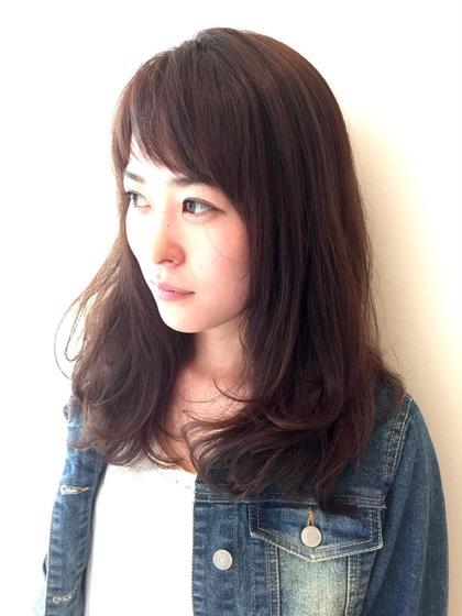 SARA所属・加藤希美のスタイル