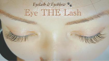 ボリュームラッシュ60束+シングル100本 花粉症などがある方は、目頭につけずに仕上げることもかのうです! Eyelash&EyebrowEye THELash所属・EyeTHELashのスタイル