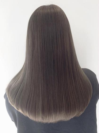 髪の復元Aujuaトリートメント👩🏻🔬