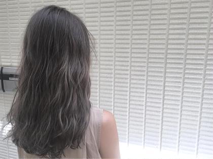 【 ハイライト × グラデーション・バレイヤージュ 】  細かいハイライト と バレイヤージュ の組み合わせでスタイルのクオリティを上げれますよ ♪   高江秀聡のヘアスタイル・ヘアカタログ