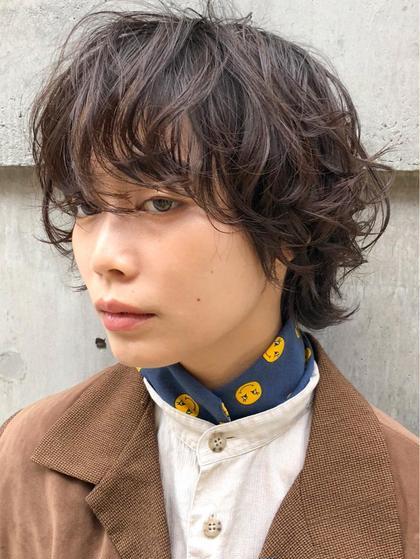 【#アオハル】 ✨⭐️似合わせカット&コスメパーマ&キューティクル補修トリートメント⭐️✨