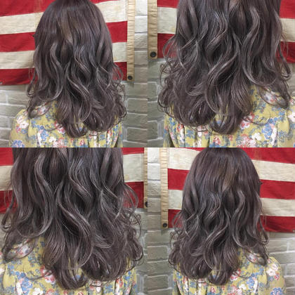ブリーチ必要カラーです✩ イルミナカラー♪ Hair design salon swag  (スワッグ)所属・MIHOのスタイル